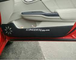 car door anti kick protection accessories for honda civic sedan