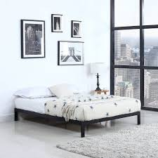 bedroom queen size bed frame for memory foam mattress memory