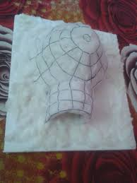 paper craft ideas igloo house by paper and cotton