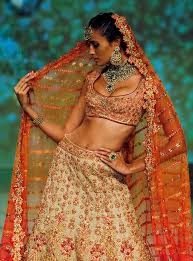 Indian Wedding Dresses The Best U0026 Worst Wedding From Bmw India Bridal Week