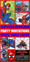 spiderman baby shower invitations images invitation design ideas
