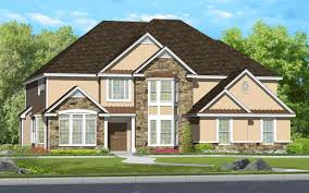 Lockridge Homes Floor Plans by Scenic View Floor Plans New Homes In Nazareth Pa Kay Builders