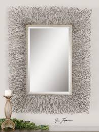 decorative mirrors for bathroom interior design