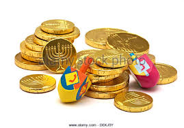 where to buy hanukkah gelt chocolate gold coins hanukkah stock photos chocolate gold coins