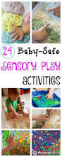 24 baby safe sensory play activities