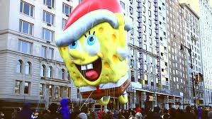 new york nov 2013 spongebob float in macy s thanksgiving parade