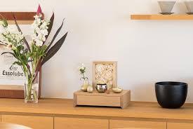wooden frame for buddhist altar