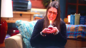 Big Bang Theory Birthday Meme - amy farrah fowler happy birthday to me youtube