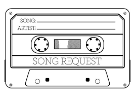 wedding song request cards 20 x song request cards wedding dj cards song request