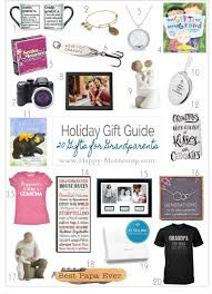 grandmother gift ideas 20 christmas gift ideas for grandparents happy mothering