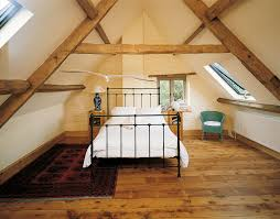 Lofted Bedroom by Bedroom Intresting Exposed Beam Loft Bedroom For Small Space