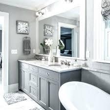 Grey And White Bathroom Ideas Grey And White Bathroom Decor Zauto Club