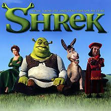 list songs featured shrek