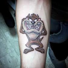 tasmanian devil cartoon pictures tattoo fandifavi com