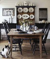 Best  Farmhouse Chairs Ideas On Pinterest Dining Room Wall - Black wood dining room chairs