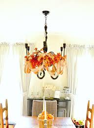 chandelier live blue ribbon kitchen thanksgiving chandelier and big news