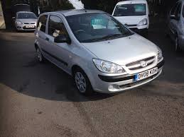 used hyundai getz gsi 1 1 cars for sale motors co uk