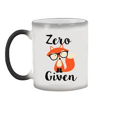 Best Coffee Mug Designs Online Shop Zero Fox Given Mug Heat Sensitive Design Color Change