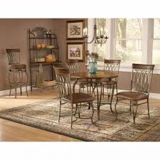 dinning industrial style dining table metal dining room chairs