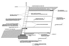 Retaining Wall Design Summit Geoengineering Services - Retaining wall engineering design