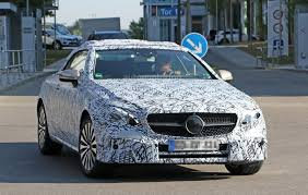 e class cabriolet will headline the mercedes stand at the 2017