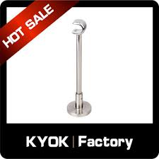 Heavy Duty Drapes Kyok Home Decoration Pipe And Drapes Accessories 19mm Double