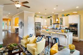 david weekley homes in lakeside at town center openconcept