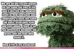 Oscar The Grouch Meme - war changes a man ben meme meme and humor