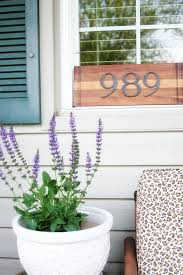 diy house number sign u2013 craftivity designs