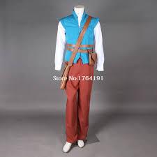 Flynn Rider Halloween Costume Buy Wholesale Flynn Rider Cosplay Costume China Flynn