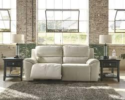 Reclining Couches Valeton Cream 2 Seat Reclining Sofa