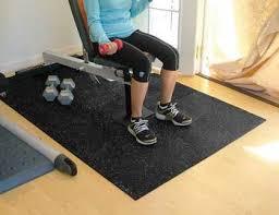 Interlocking Rubber Floor Tiles Interlocking Rubber Gym Floor Tiles 12ct