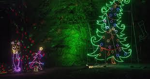 louisville mega cavern christmas lights louisville mega cavern 100 acres of christmas lights bike park more