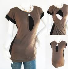 nursing tops retro maternity clothes nursing top top