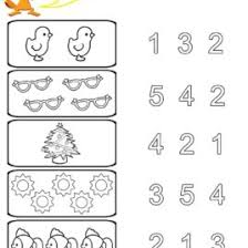 kidz worksheets preschool counting worksheet9 kids preschool