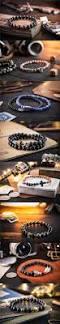 leather bracelets for men 3488 best for gentlemen images on pinterest mens fashion