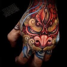 foo dog 20 sublime foo dog tattoos tattoodo