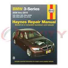 bmw 328i haynes repair manual base shop service garage book bt ebay