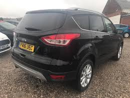 used 2016 ford kuga 2 0 tdci 150 ps 2wd titanium sync2 sat nav