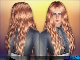hair color to download for sims 3 anto glow hair