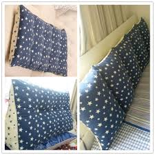 buy triangle cushion tatami bed pillow cushions soft pack bed