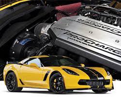 c7 corvette turbo 2016 15 corvette c7 z06 lt4 supercharger kits procharger