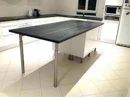 meuble ilot central cuisine meuble ilot central winsome ilot central cuisine pas cher idee de