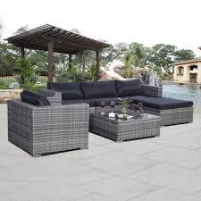 Sofa Set Amazon Living Room Impressive Christopher Knight Home Puerta Grey