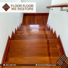 Hardwood Floor Restore Floor Floor We Restore Water Damage Floor Restauration 7 Steps