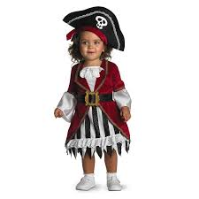Bobby Light Halloween Costume Amazon Com Disguise Infant Costume Pirate Princess 12 18 Months