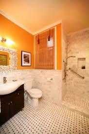 best 25 orange bathrooms ideas on pinterest orange bathroom