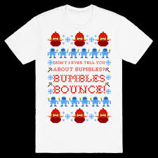 yukon cornelius and bumble sweater tshirt human