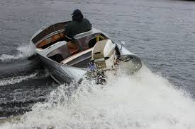 1958 feathercraft vagabond boat and 1958 johnson super seahorse