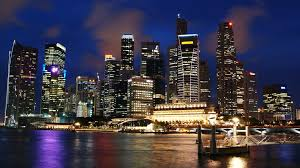 singapore skyline wallpapers hd wallpapers